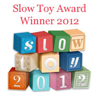 Slow Toys Award Winner 2012